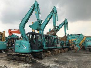 excavator singapore